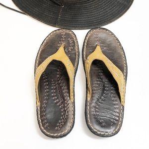 Keen Shoes - Keen Yellow Keen Cushion Sandals